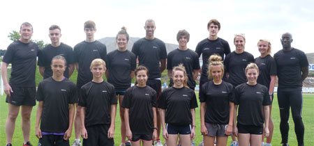Performance Running Schools Coaching Programme