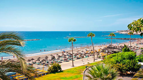 Tenerife fitness personal training summer camp